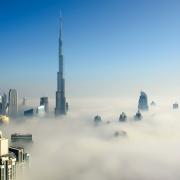 © Naufal Mq, Foggy morning in Dubai Downtown, Dubai, da: www.photos.com