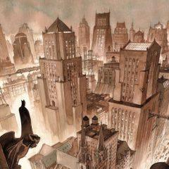 ©  Bill Finger e Bob Kane, Batman, 1939, da: www.hotcorn.com