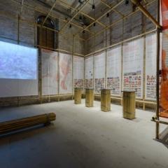 © Andrea Avezzù, Ephemeral Urbanism: cities in constant flux, Biennale di Venezia 2016, da: www.asac.labiennale.org