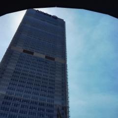 © Manuel Gelsomino/Sara Pecorara, Milano, CityLife, Torre Allianz, 2018