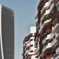 © Manuel Gelsomino/Sara Pecorara, Milano, CityLife, Torre Hadid e residenze, 2018