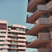 © Manuel Gelsomino/Sara Pecorara, Milano, CityLife, Residenze, Libeskind, 2018