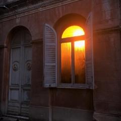 © Marco Grattarola, Ex Ospedale Psichiatrico, Padiglione 16, Il Sole da Dietro, Genova, 2018