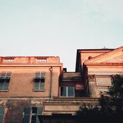 © Marco Grattarola, Ex Ospedale Psichiatrico, Padiglione 16, La Chiesa, Genova, 2018