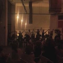 © Marco Grattarola, Spazio 21, Performance Egridanza, Genova, 2018