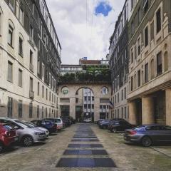 © Duccio Prassoli, Giovanni Muzio, Cà Brutta, Corte, Milano, 2018