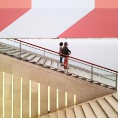 © Duccio Prassoli, Giovanni Muzio, La Triennale, Scale, Milano, 2018