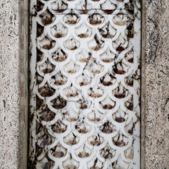 © Duccio Prassoli, Moschea di Roma, Dettaglio canale, Roma, 2019