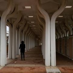 © Duccio Prassoli, Moschea di Roma, Porticato, Roma, 2019
