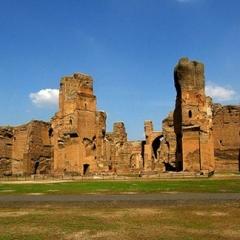 © Romait, Rovine delle terme di Caracalla, da: www.romait.it
