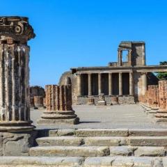 © Napolike , Scavi di Pompei, da: www.napolike.it