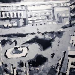 © Gerhard Richter, Veduta di città M16, 1968, da: www.gerhard-richter.comitart