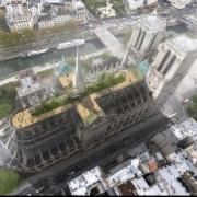 © Marc Carbonare, Notre Dame, Parigi, 2019, da: www.finestresullarte.info
