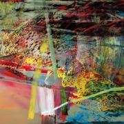 © Gerhard Richter, Rete, 1985, da: www.gerhard-richter.comitart