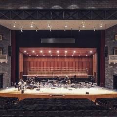 © Duccio Prassoli, Teatro Carlo Felice, Interno, Genova, 2018