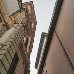 © Duccio Prassoli, Teatro Carlo Felice, Retro, Genova, 2018