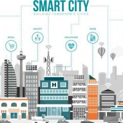 © Voce Leonardo, Illustrazione smart city, da: www.voceleonardo.it