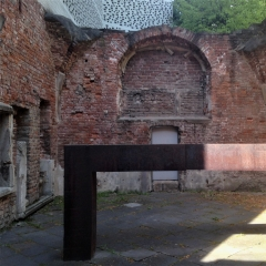 © Marco Grattarola, Kolumba museum, Cologne, Germania, Richard Serra, 2017