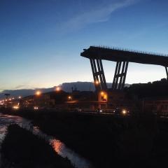 © Marco Grattarola, Ponte Morandi, Crollo, Genova, 2018