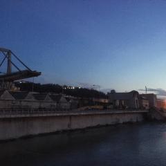 © Marco Grattarola, Ponte Morandi, Torrente Polcevera, Genova, 2018