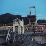 © Marco Grattarola, Ponte Morandi, Macerie, Genova, 2018