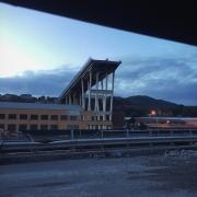 © Marco Grattarola, Ponte Morandi, Transenne, Genova, 2018