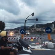 © Marco Grattarola, Ponte Morandi, Via Luigi Perini, Genova, 2018