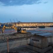 © Marco Grattarola, Ponte Parodi, Magazzini del Cotone, Genova, 2018