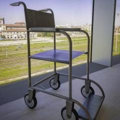 © Duccio Prassoli, Torre Prada, Esposizione 2, Milano, 2018