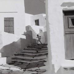 © H.Bresson, Sifnos, 1961, da:www.henricartierbresson.org/en/