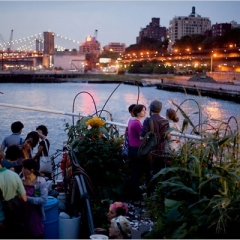 © Mary Mattingly, The Waterpod Project, 2009, da: www.thewaterpod.org